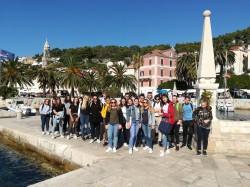Séjour Erasmus en Croatie pour les Terminales